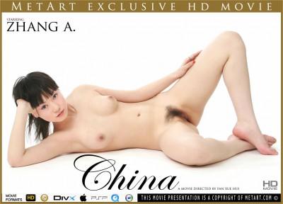 MA – 2011-04-13 – ZHANG A – CHINA – By FAN XUE HUI (Video) Full HD MP4 1920×1080