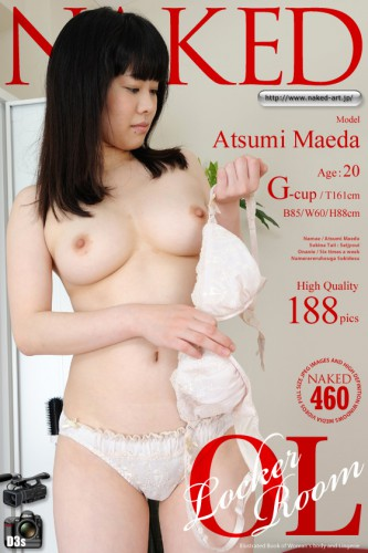 Naked-Art – 2012-03-05 – NO.00460 – Atsumi Maeda 前田敦美 – OL Locker Room OLロッカールーム (188) 2832×4256