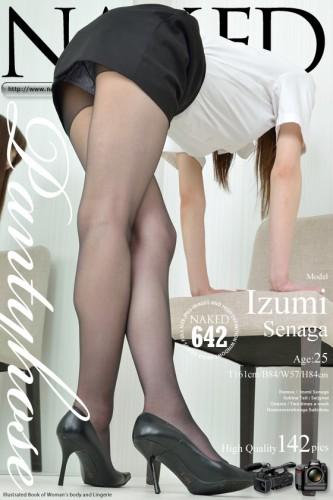Naked-Art – 2013-03-04 – NO.00642 – Izumi Senaga 瀬永泉 – OL Pantyhose (142) 2832×4256