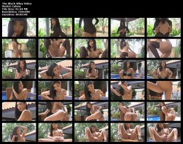 TheBlackAlley – 2015-01-29 – Calisia – Behind Scene Video # V.08 (Video) XviD 720×400