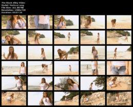 TheBlackAlley – Marissa Lang – Private Video # V.03 (Video) HD XviD 1280×720
